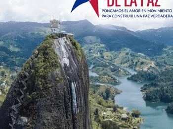 CARAVANA DE LA PAZ E INTEGRACIÓN CARAVANERA, COLOMBIA 2019
